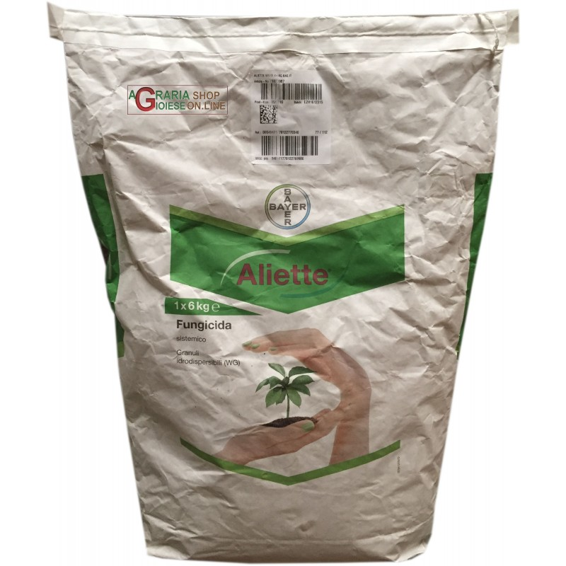 wholesale pesticides BAYER ALIETTE WG 80 FUNGICIDA A BASE DI