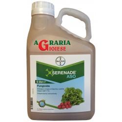 Bayer fungicida biologico battericida Serenade ASO bacillus Subtilis lt. 5
