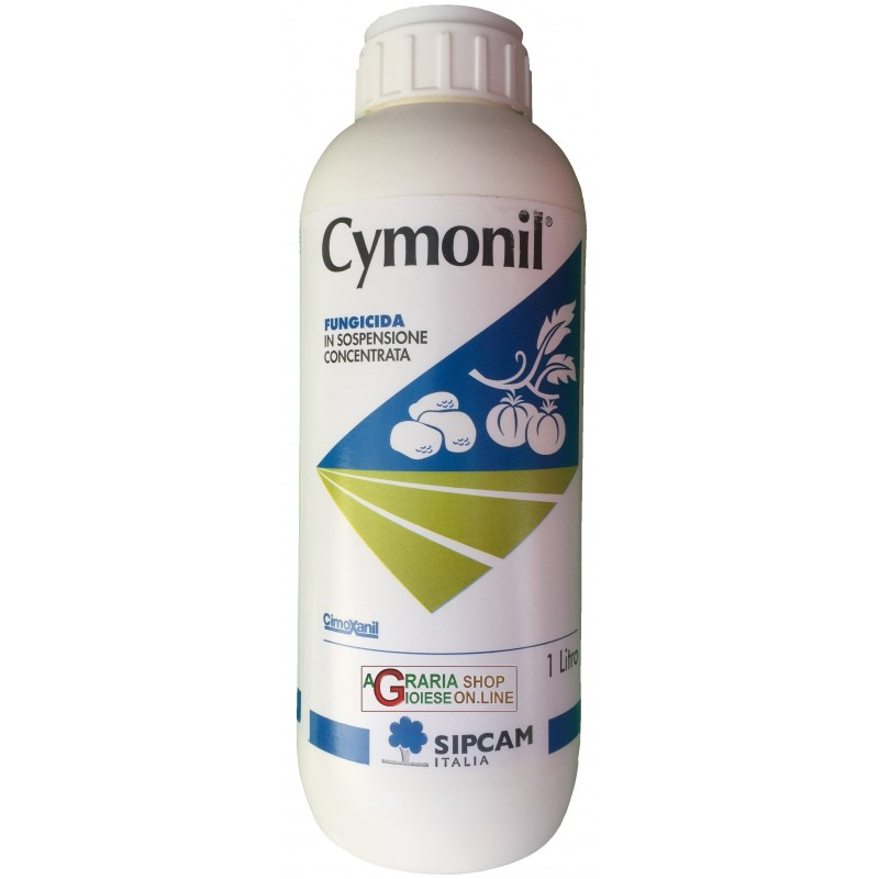 SIPCAM CYMONIL FUNGICIDA ANTIPERONOSPORICO A BASE DI Cimoxanil
