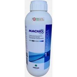 SIPCAM MACHO FUNGICIDA ANTIOIDICO A BASE DI quinoxifen e zolfo