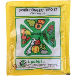 wholesale pesticides GOBBI SPRUHDUNGER TIPO 27 CONCIME FOGLIARE