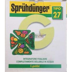 wholesale pesticides GOBBI SPRUHDUNGER TIPO 27 CONCIME FOGLIARE