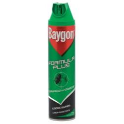 BAYGON VERDE SPRAY SCARAFAGGI E FORMICHE ML. 400