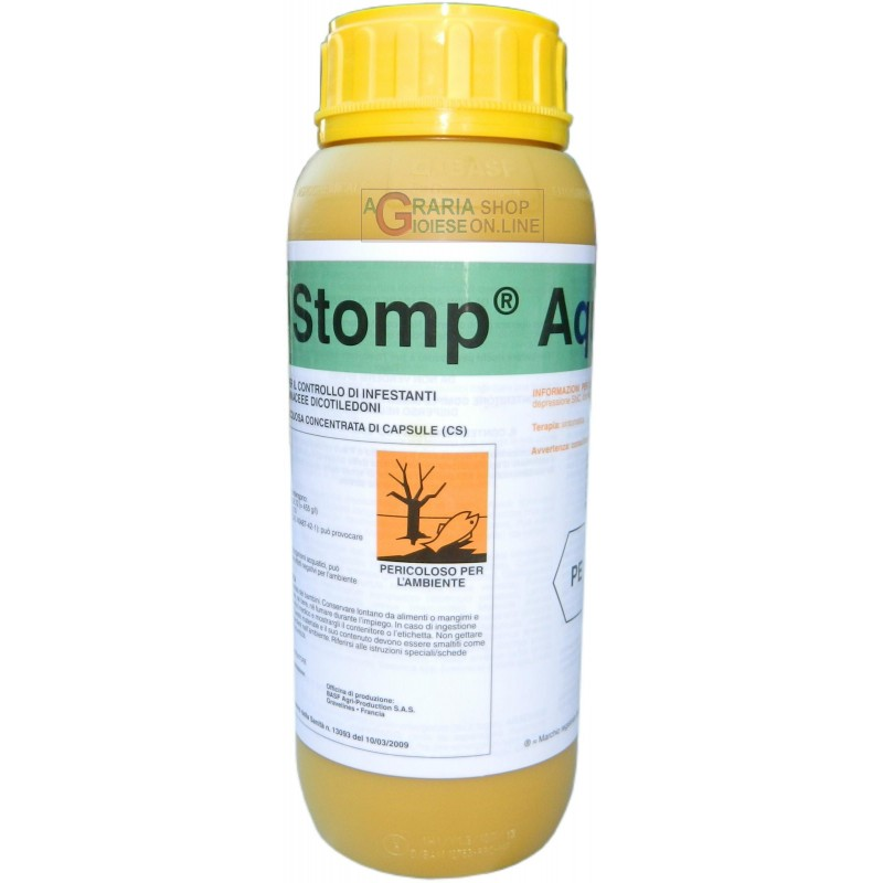 wholesale pesticides BASF STOMP AQUA DISERBANTE ERBICIDA A BASE
