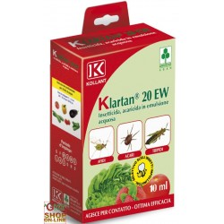 wholesale pesticides KOLLANT KLARTAN 20 EW ML. 10 TAU