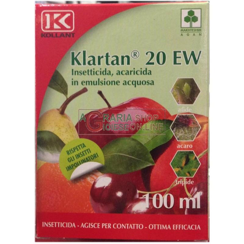 wholesale pesticides KOLLANT KLARTAN 20 EW ML. 100 TAU