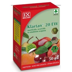 wholesale pesticides KOLLANT KLARTAN 20 EW ML. 50 TAU