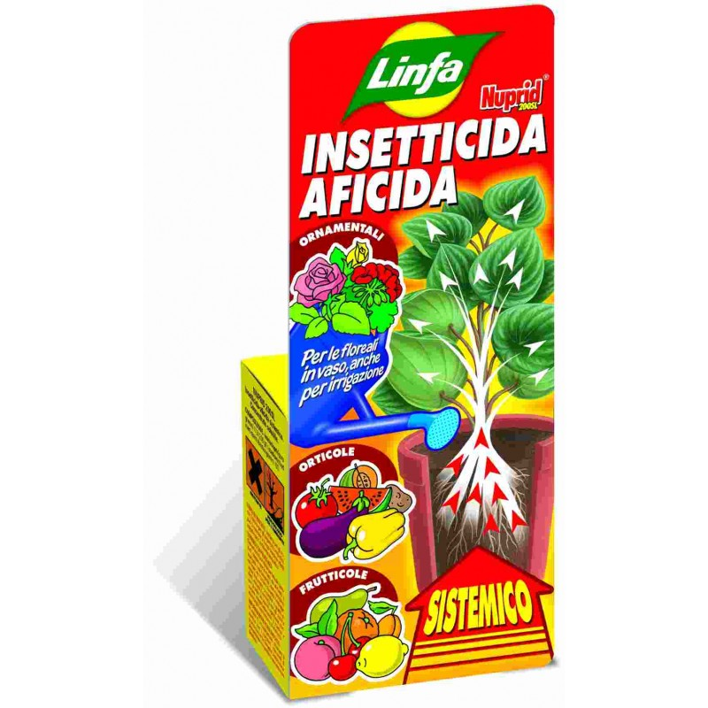 LINFA NUPRID PYREOS 200SL Insetticida a base di imidacloprid