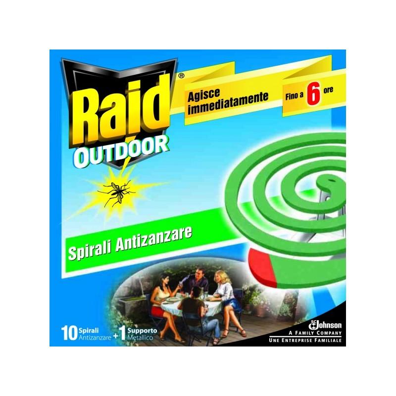 wholesale pesticides RAID ZAMPIRONE ANTINSETTI PROFUMATO PZ.10