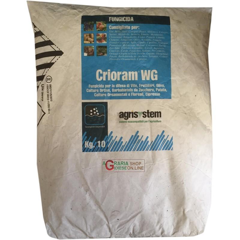 wholesale pesticides AGRISYSTEM CRIORAM WG FUNGICIDA RAMEICO A