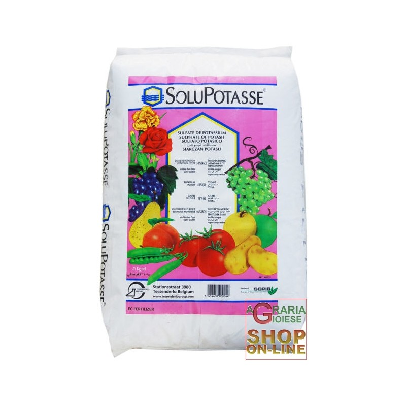 wholesale pesticides SOLUPOTASSE SOLFATO POTASSICO IDROSOLUBILE