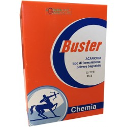 wholesale pesticides CHEMIA BUSTER ACARICIDA IN POLVERE