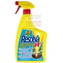 wholesale pesticides COMPO RESOLVA 24H RTU ERBICIDA SPRAY