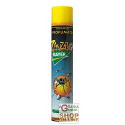 wholesale pesticides MAYER INSETTICIDA SPRAY ZANZARA TIGRE ML.