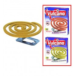 wholesale pesticides SPIRALI ANTIZANZARE VULCANO CITRONELLA