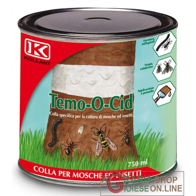 STOP INSECT TEMO-O-CID GR. 750 COLLA PER ALBERI CONTRO GLI