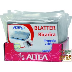 wholesale pesticides BLATTER RICARICA 4 TRAPPOLE COLLANTI PER