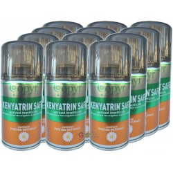 wholesale pesticides COPYR KENYATRIN SAFE 12 BOMBOLETTE AEROSOL