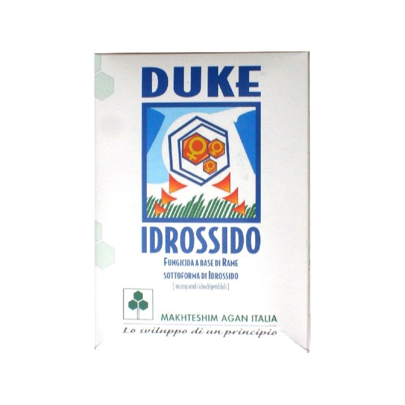 wholesale pesticides DUKE IDROSSIDO DI RAME 22%