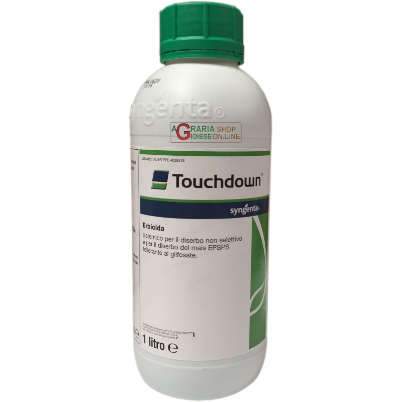 wholesale pesticides SYNGENTA ERBICIDA SISTEMICO TOUCHDOWN A