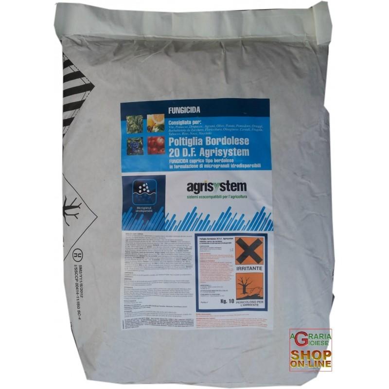 wholesale pesticides POLTIGLIA BORDOLESE IN MICROGRANULI 20