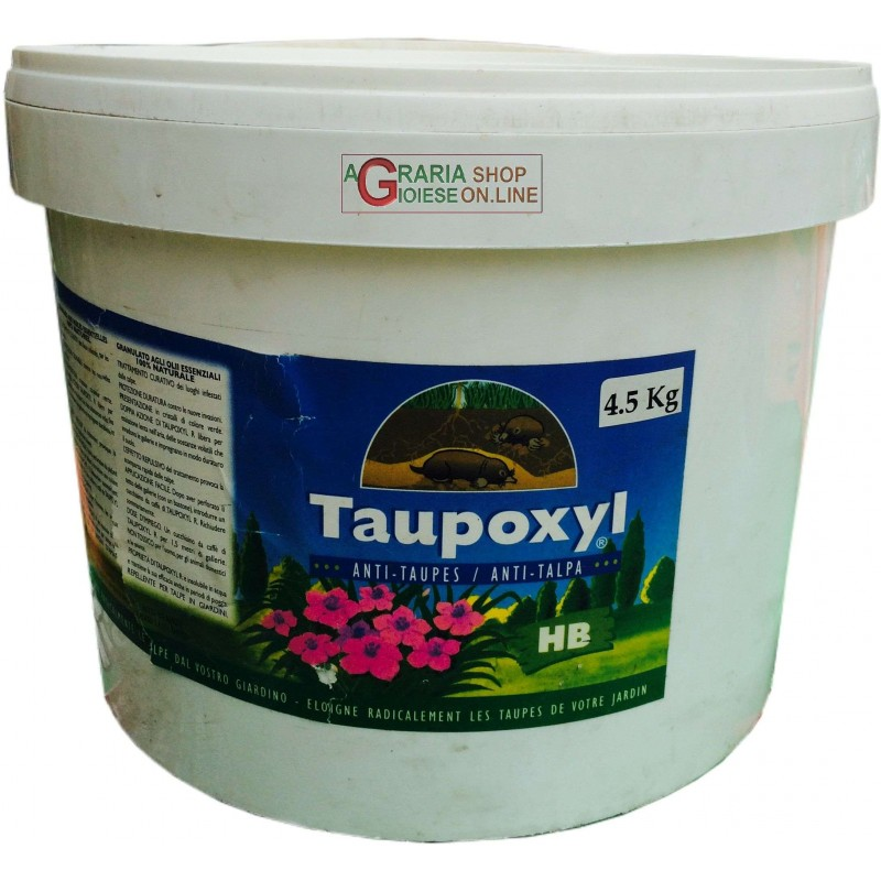 wholesale pesticides TAUPOXIL REPELLENTE ANTITALPA KG. 4,50 IN