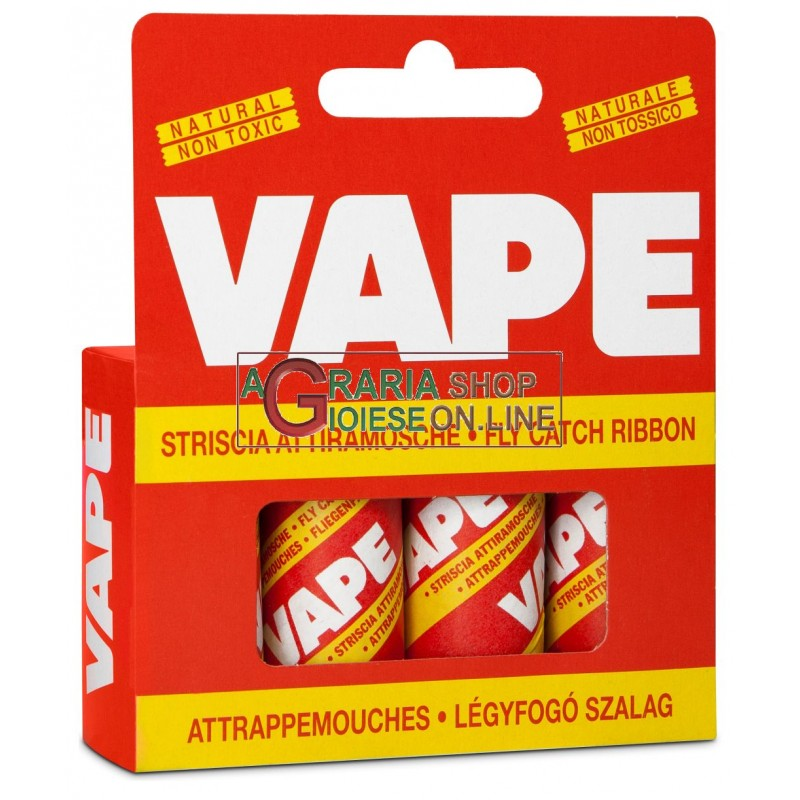 wholesale pesticides VAPE STRISCIA ATTIRAMOSCHE PZ. 4 IN BLISTER