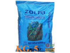 wholesale pesticides ZOLFO VENTILATO RAMATO 5% KG. 5 MANNINO