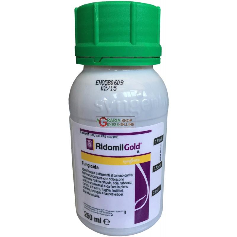 wholesale pesticides SYNGENTA FUNGICIDA RIDOMIL GOLD SL LIQUIDO